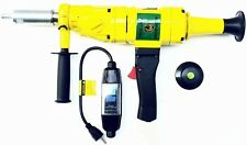 """hand held core drill dry includes (2) 2"""" & (2) 2.5"""" laser welded dry core bits"""