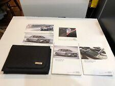 2013 Audi A6 & S6 owners manual handbook & portfolio