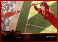 HARRY POTTER - SORCERER'S STONE - Card #059 - SNAPE'S EYE CONTACT - ArtBox 2005