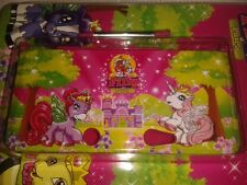 Nintendo 3DS * NEW FILLY FAIRY CRYSTAL CASE + STYLUS * PONY * Hard Shell