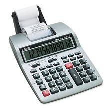 Casio HR-100TM Two-Color Portable Printing Calculator, 12-Digit LCD NEW NEW NEW