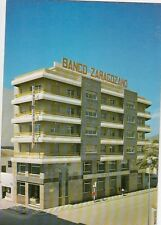 Banco Zaragozano Banco Nacional Spain Vintage Postcard