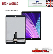 """FOR iPad Pro 12.9"""" New Replacement LCD Screen Digitizer Soldered parts Black UK"""