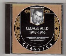 (IN829) The Chronological Classics: Georgie Auld 1945-46 - 2004 CD