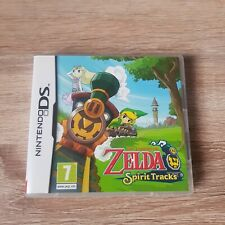 Zelda spirit tracks ds