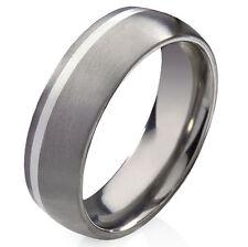 Titan anillo con 925 plata y anillo grabado gratis t13h