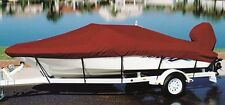 Boston Whaler Sport 13 No Fiocco Barre 83-93 Sharkskin Trasportabile Barca Cover