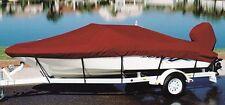 Boston Whaler Sport 13 No Bow Rails 83-93 Sharkskin Trailerable Boat Cover