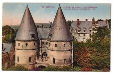CPA 60 - BEAUVAIS (Oise) - 40. Le Palais de Justice. Vue d'ensemble
