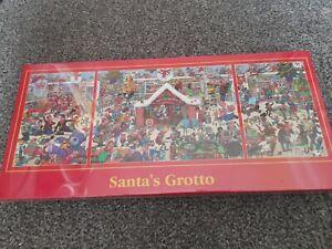 Santa's Grotto Jigsaw Trilogy