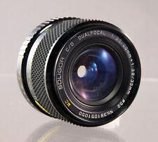 Soligor C/D dualfocal 1:3 .5/28 + 1:3 .8/35 obiettivo per Contax/Yashica - 32464
