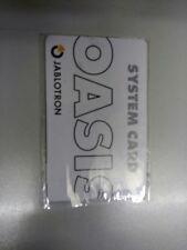 JABLOTRON system card oasis, ja80 10pezzi