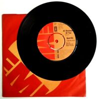 """NEAR MINT! GEORDIE All Because Of You VINYL 45 7"""" AC/DC NM EX+"""
