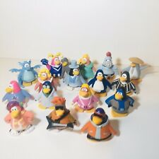Club Penguin Figures - Job Lot - PVC - Bundle