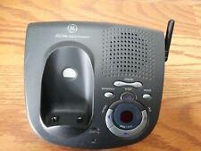 GE 27998GE6-B Cordless Phone Base 2.4 GHz Digital Answering System...BASE ONLY!