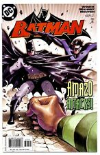 1)BATMAN #637(4/05)3rd RED HOOD(*AFTER #635)BLACK MASK/NIGHTWING(CGC IT)9.8(HOT)