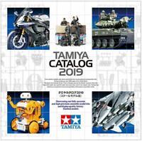 Tamiya 64412 TAMIYA CATALOG 2019 SCALE MODELS Official  From JAPAN