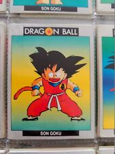 DRAGON BALL EDICIONES ESTE COLECCION DE 90 CARDS Nº 5