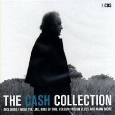 JOHNNY CASH-THE JOHNNY CASH COLLECTION;3 CD 36 TRACKS ROCK 'N' ROLL BEST OF NEU