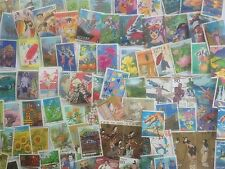 1000 Different Japan Stamp Collection - Large & Commemoratives