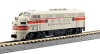 KATO 1761314 N EMD F3A Chicago Burlington & Quincy Freight #9960C 176-1314 - NEW