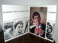 LP ORIGINALE GIANNI TRE ( MORANDI ) POSTER 65 ( MORRICONE & CANTORI MODERNI  )