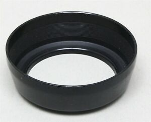 Canon 72mm Screw-in/On Plastic LENS HOOD SHADE 28mm Deep x 98mm Wide