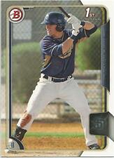Jake Bauers Tampa Bay Rays 2015 Bowman Prospect