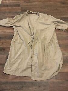 Vintage 1940's Fashion Seal Uniforms vintage sanforized cotton lab Work coat Men