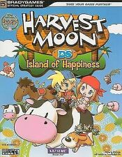 Harvest Moon: Island of Happiness Official Strategy Guide (Bradygames Strategy G