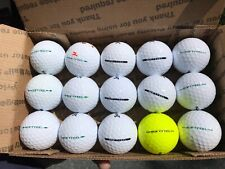15 Srixon SOFT FEEL used golf balls AAA FREE SHIPPING white and yellow