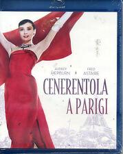 CENERENTOLA A PARIGI con Audrey Hepburn - BLU-RAY NUOVO