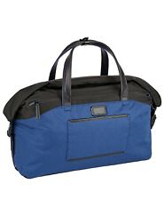 Tumi Tahoe Regency Roll Top Weekender Luggage, Blue 142033