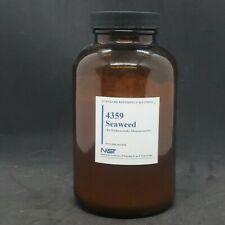 Nist Standard Reference Material 4359 Seaweed