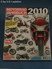 Mo Sonderheft Jahrbuch Motorrad Katalog 2010