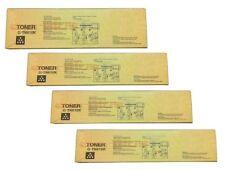 4x Original Toner OCE OCÉ CS-520 / G-TN510K G-TN510C G-TN510M G-TN510Y Cartridge