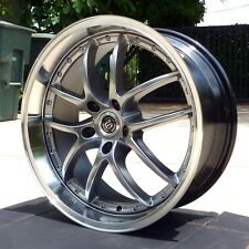 4x 19 inch wheels rims 19x8.5 5x120 offset +20 for BMW 5.6.7 Series CDW Brand