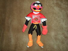 Mcdonalds Muppets NHL hockey Player Plush ANIMAL