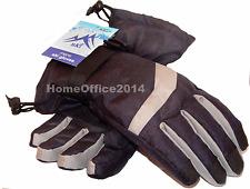 Mens  Gloves Winter Ski 40 gram Thinsulate Instulation - Large
