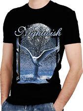 NIGHTWISH BAND 1 Black New T-shirt Rock T-shirt Rock Band Shirt
