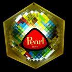 Vintage PEARL BEER MOTION Light Sign KALEIDOSCOPE Ad Lone Star TEXAS San ANTONIO