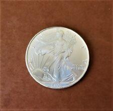 2006 - SILVER AMERICAN EAGLE - One Dollar - .999 1oz Fine