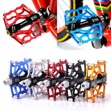 1Pair Mountain Bike Aluminum Alloy Bearing Pedals MTB Sealed Pedals Outdoor