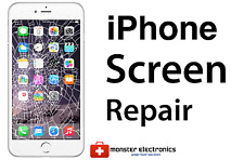 Apple iPhone 8 7 6 6s 5 5c 5s SE Plus CRACKED SCREEN REPAIR REPLACEMENT SERVICE