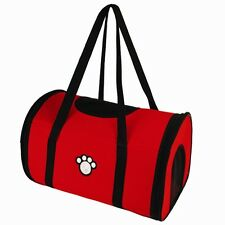 Cats Dogs Pet Carry Bag  Soft Cosy Travel Transport Carry Bags Top panel Cat Dog
