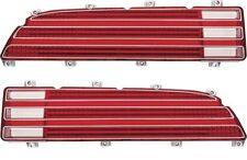 1974 - 1978 FIREBIRD TRANS AM - TAIL LIGHT / LAMP LENS SET - BOTH SIDES - NEW!