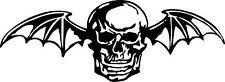 Avenged Sevenfold - Vinyl Sticker Decal - auto Car wall cut skull