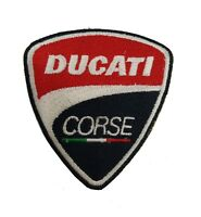 Ducati Corse - Embroidered Motorcycle/Biker Patch