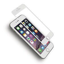 Cygnett Aerocurve borde a borde de vidrio protector de pantalla para iPhone 6/6S Blanco
