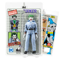 Batman Retro Action Figures Series: The Joker [Prison Variant]
